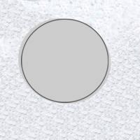 Foto 1: dibujar un círculo (ayudarse con taza, vaso, etc.).