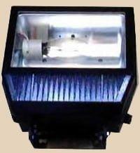 Ejemplo de lámpara halógena para exteriores