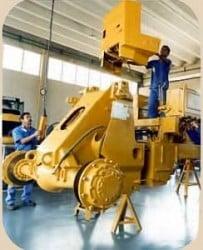 Maquinaria para la fabricación