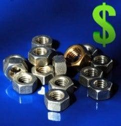precios-de-las-tuercas-valores