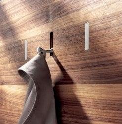 Revestimiento de pared en madera.